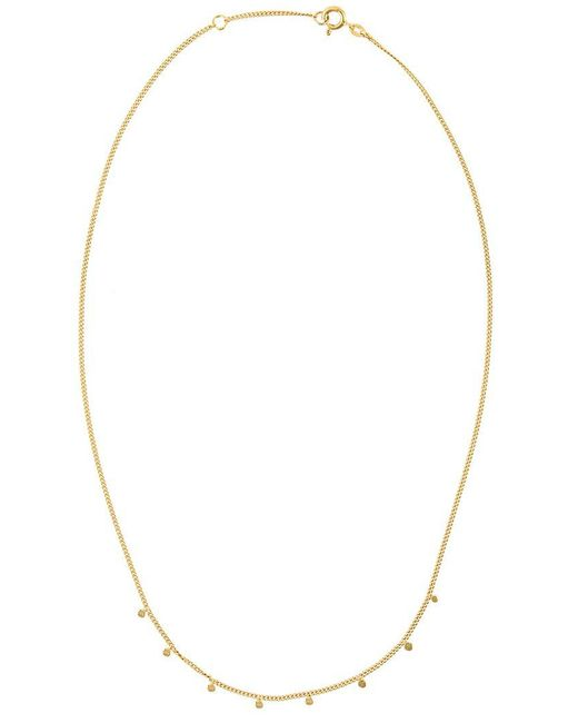 Wouters & Hendrix | Metallic 'my Favourite' Dots Necklace | Lyst
