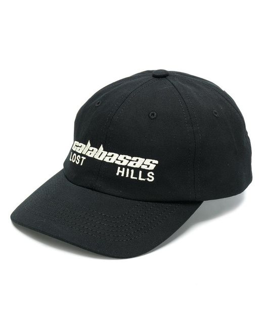 Yeezy Calabasas Lost Hills Dad Hat in Black for Men