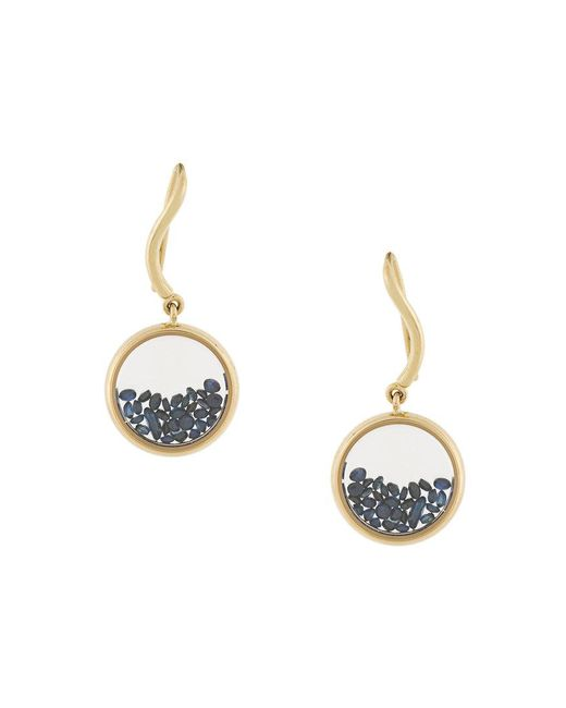 Aurelie Bidermann - Metallic Chivoi Earrings - Lyst