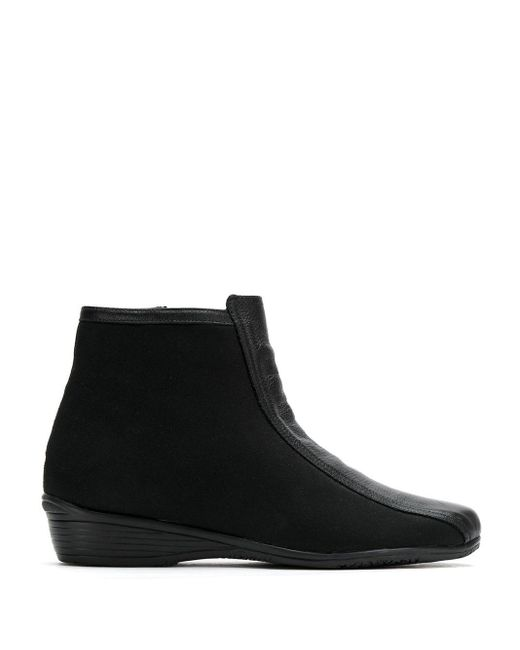 Mara Mac - Black Ankle Boots - Lyst