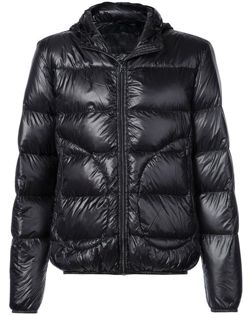 Herno - Black Classic Padded Jacket for Men - Lyst