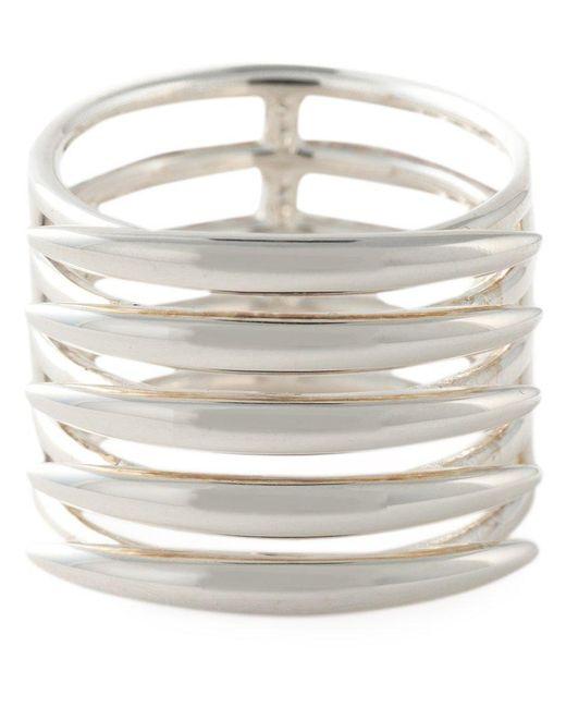 Shaun Leane | Metallic 'quill' Ring | Lyst
