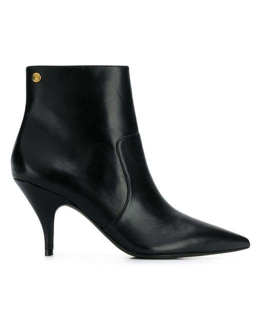 48c90d83a55 Lyst - Tory Burch Georgina Booties in Black - Save 60%