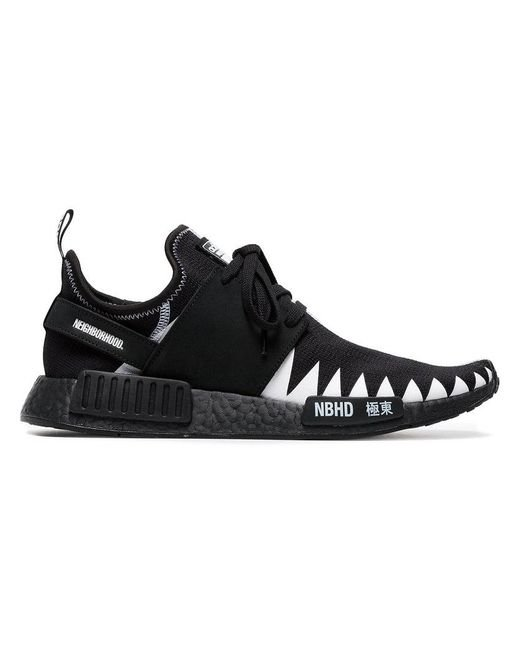 bc0952c98 Adidas - Black X Nmd R1 Pk Sneakers for Men - Lyst ...