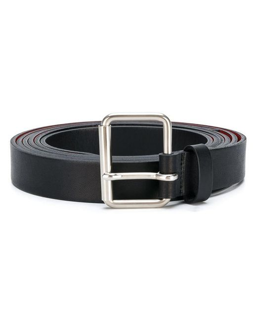 Ambush - Black Double Belt - Lyst