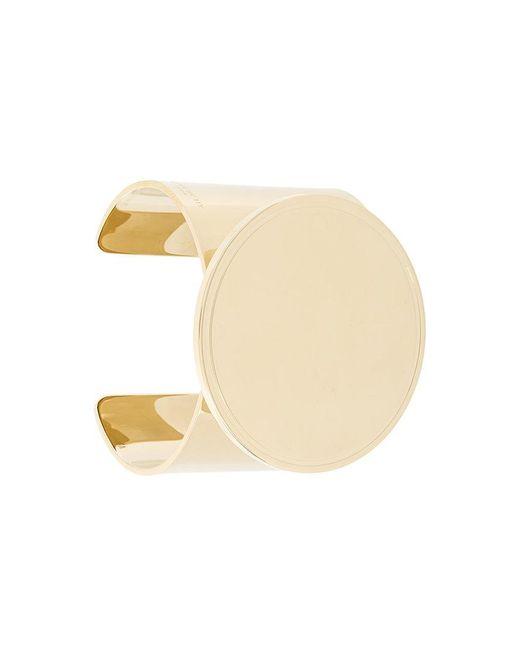 Givenchy - Metallic Circular Medallion Bracelet - Lyst