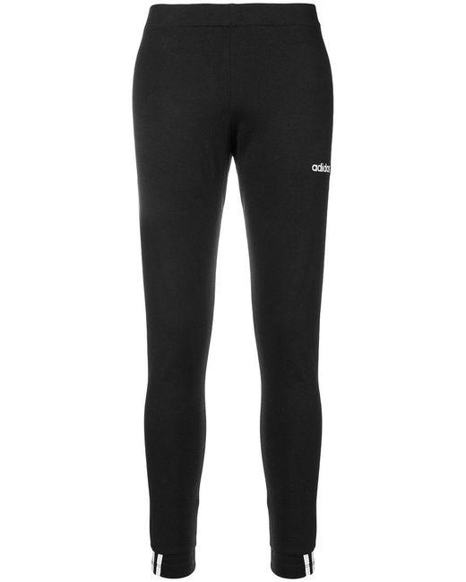 85e1b2db48f11 Adidas - Black Coeeze leggings - Lyst ...
