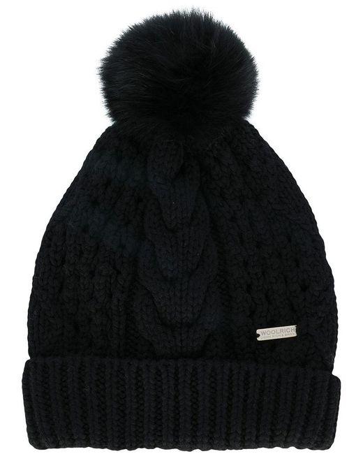 Woolrich - Black Hat Women - Lyst