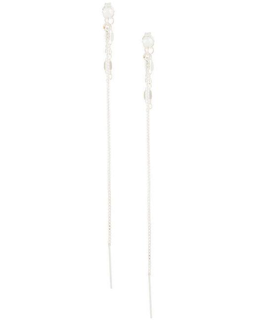 Petite Grand - Metallic Avalon Earrings - Lyst