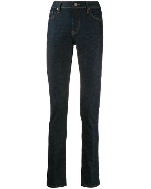 J Brand Blue Mick Skinny Jeans for men