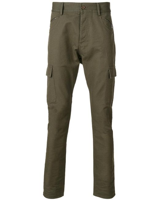 Unconditional | Green Drop Crotch Skinny Jeans for Men | Lyst