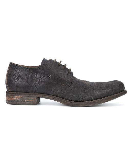 A Diciannoveventitre - Brown Classic Derbies for Men - Lyst