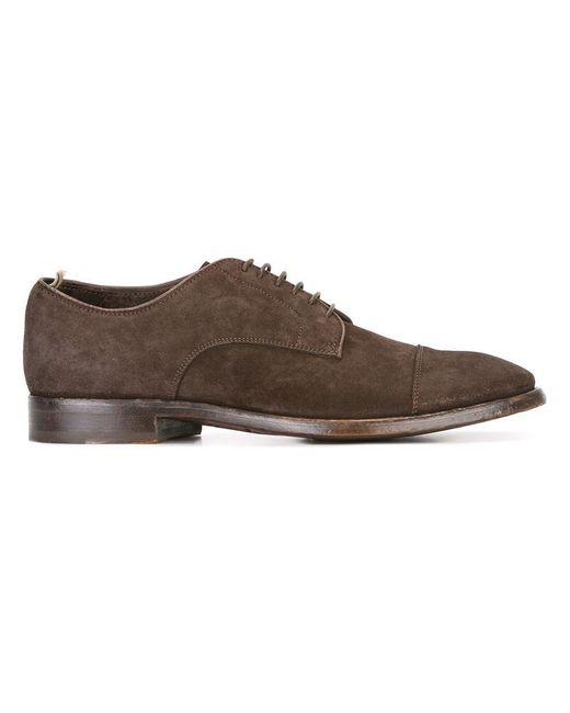 Officine Creative | Brown Princeton Oxfords for Men | Lyst