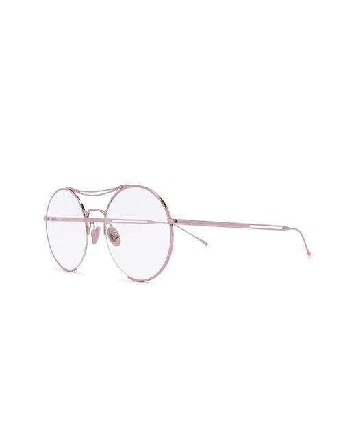 Goldie round optical glasses - Metallic Sunday Somewhere iJX2n
