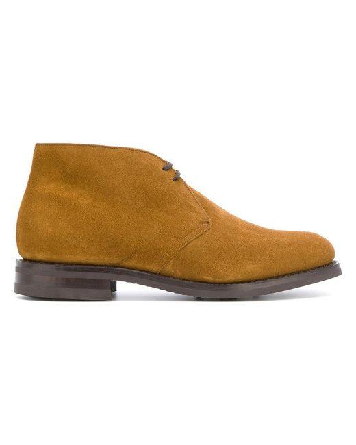 Church's - Brown Desert Boots for Men - Lyst