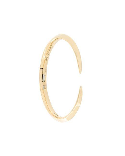 Shaun Leane - Metallic 18kt Yellow Gold 'sabre' Bracelet - Lyst