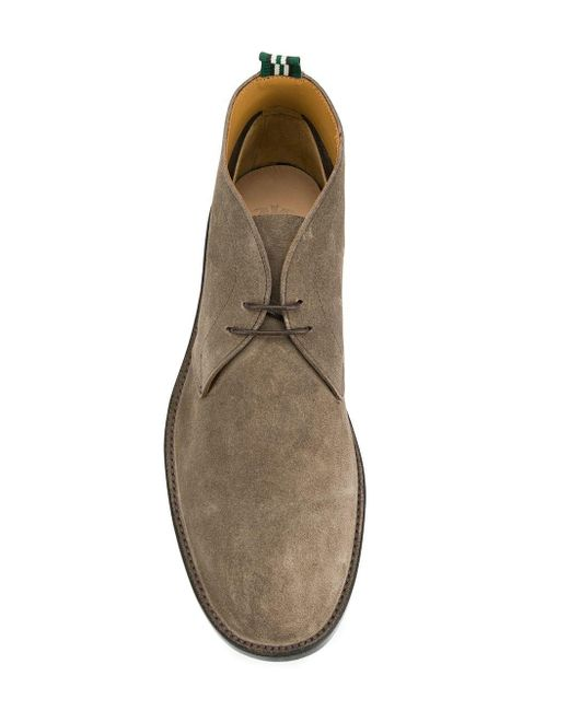 8108c849d3986 ... Green George - Brown Lace-up Shoes for Men - Lyst