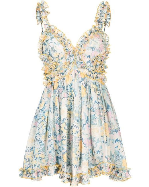 Alice McCALL - Blue Gardenia Dress - Lyst