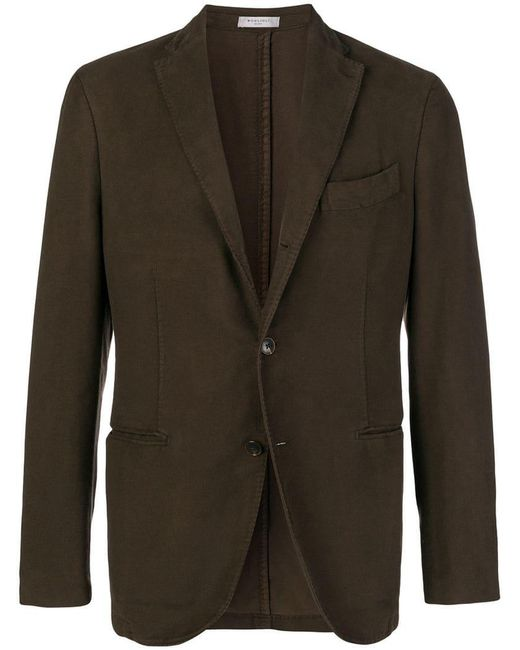 Boglioli - Brown Blazer Jacket for Men - Lyst