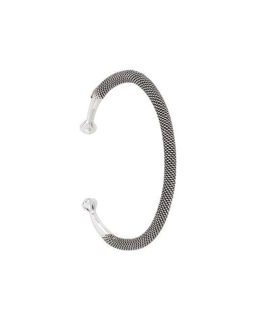 Gas Bijoux | Metallic Liliwood Bracelet | Lyst