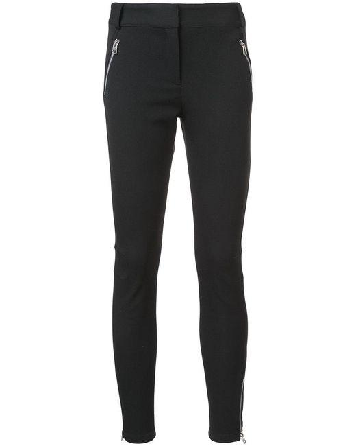 Veronica Beard - Black Zip Pocket Trousers - Lyst