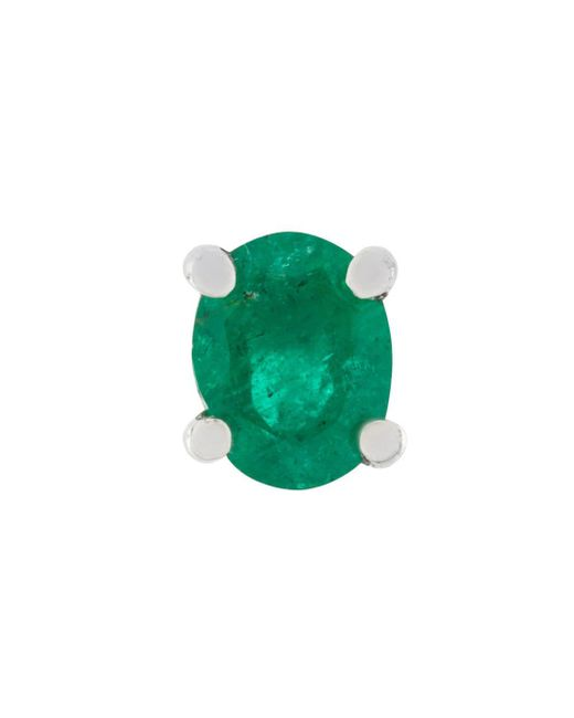 Wouters & Hendrix Green Emerald Earring