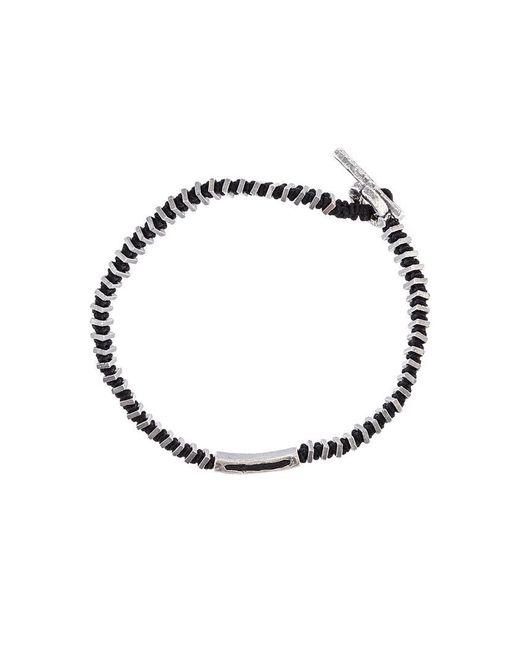 M. Cohen | Metallic 'mini Cheval De Frise' Bracelet for Men | Lyst
