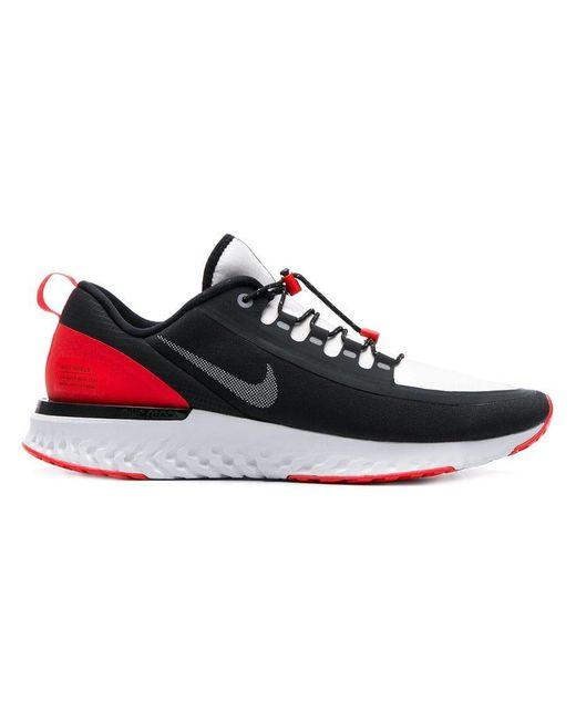 0eb71cdb4ae9e Nike - Black Odyssey React Shield Sneakers for Men - Lyst ...