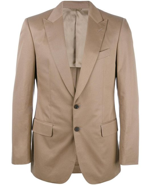 Gieves & Hawkes | Brown Formal Blazer for Men | Lyst