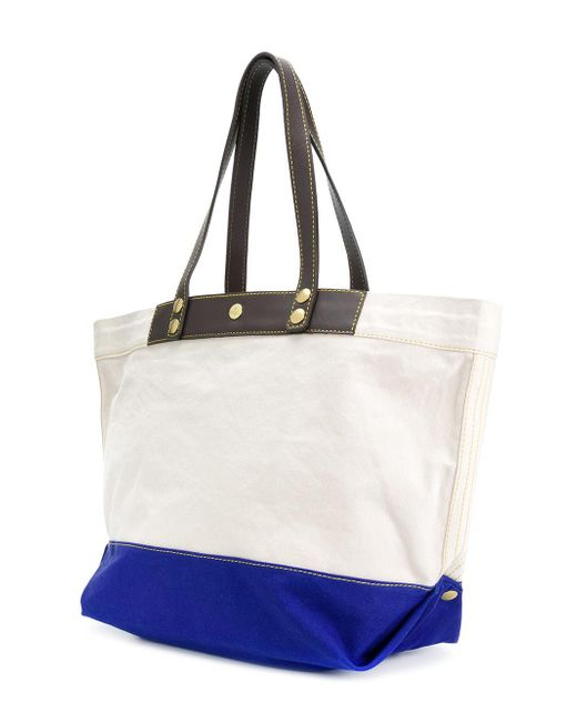 90cc900ac57 ... Vivienne Westwood Anglomania - Multicolor Get A Life Tote Bag - Lyst ...