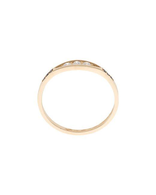 Jennie Kwon - Metallic Embellished Ring - Lyst
