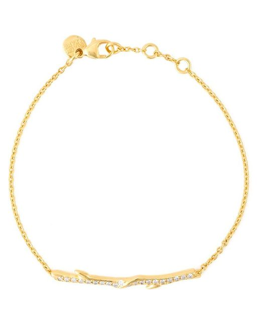 Shaun Leane - Metallic 'cherry Branch' Diamond Bracelet - Lyst