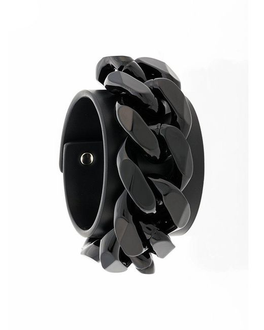 Givenchy - Black Chic Design Bracelet - Lyst