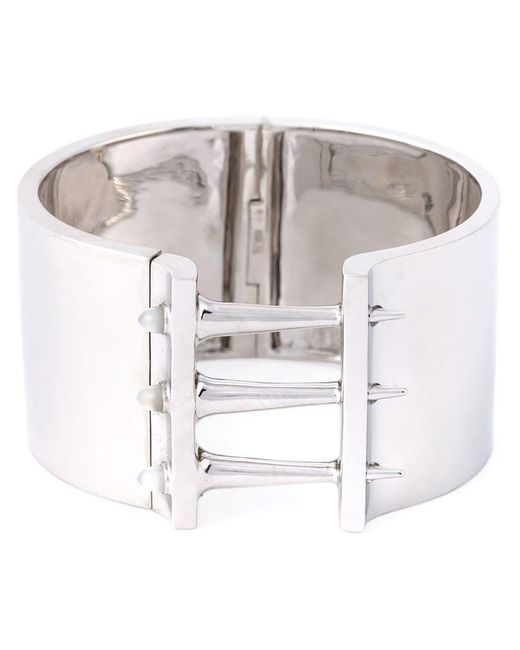 Stephen Webster - Metallic Spiked Cuff for Men - Lyst