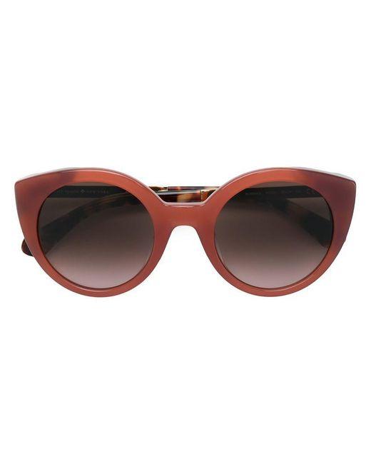 Kate Spade - Pink Norinas Sunglasses - Lyst