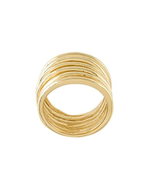 Wouters & Hendrix - Metallic My Favourite Coiled Ring - Lyst