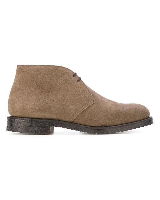 Church's - Brown Desert Boots for Men - Lyst