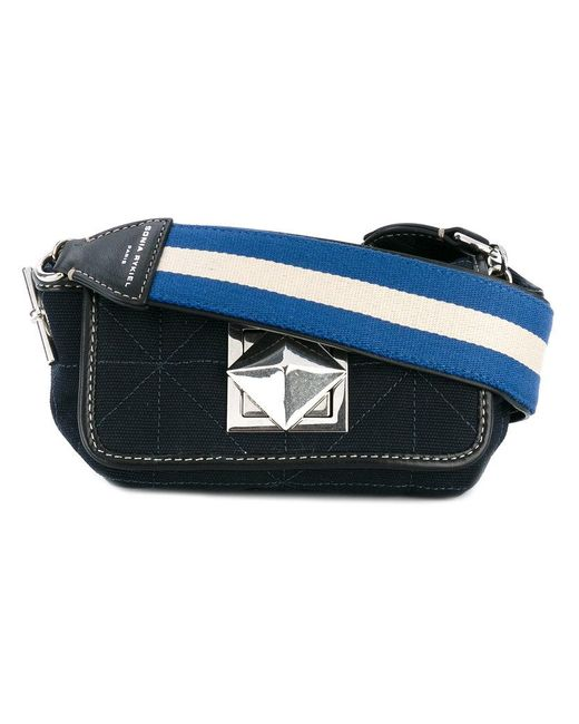 Sonia Rykiel - Blue Le Copain Shoulder Bag - Lyst