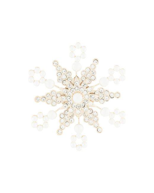 macgraw Star brooch - Metallic MTz4qsQ