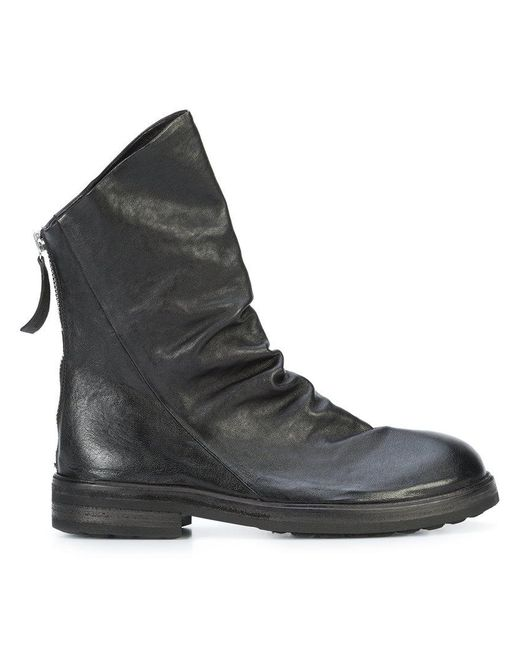 Chuckies New York | Black Maine Boots | Lyst
