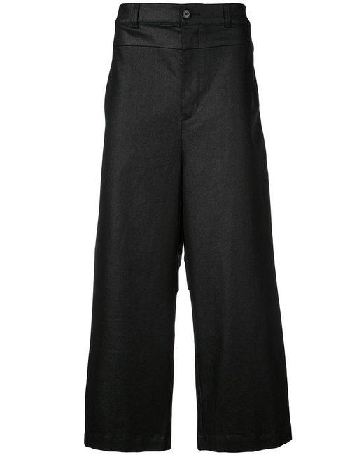 Private Stock - Black Nerthus Trousers for Men - Lyst