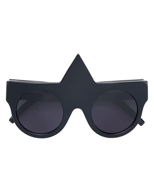 Fakbyfak - Black Bardo Sunglasses - Lyst