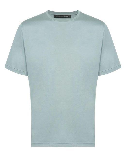 Mackintosh 0002 - Green Slim Fit T-shirt for Men - Lyst