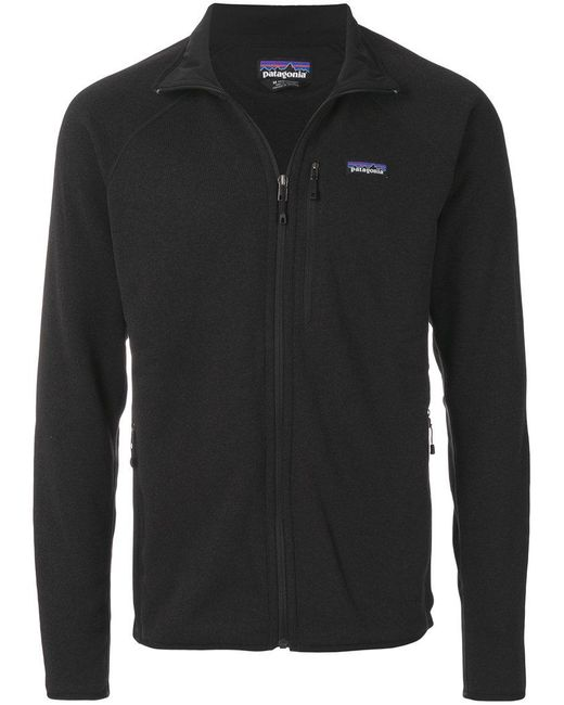 Patagonia - Black Performance Better Sweater Jacket for Men - Lyst
