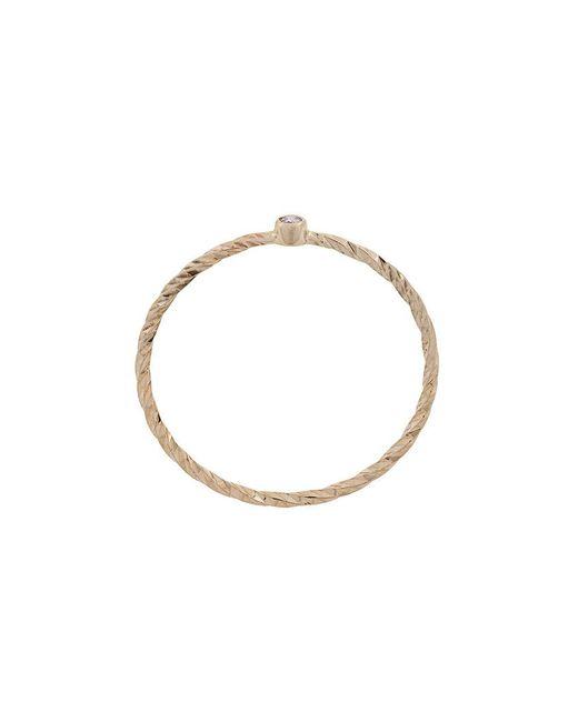 Maria Black - Metallic Diamond Cut Jabary Ring - Lyst