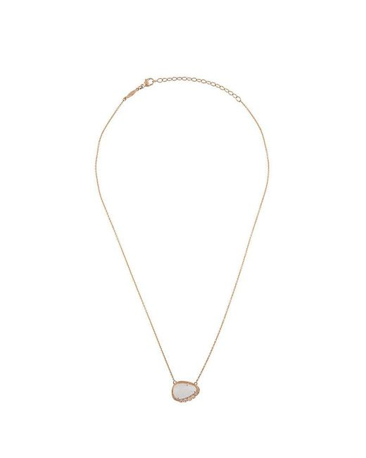 Jacquie Aiche | Metallic 'graduated' Necklace | Lyst