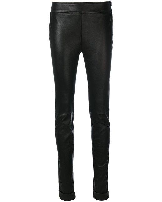 Tom Ford - Black Skinny Trousers - Lyst
