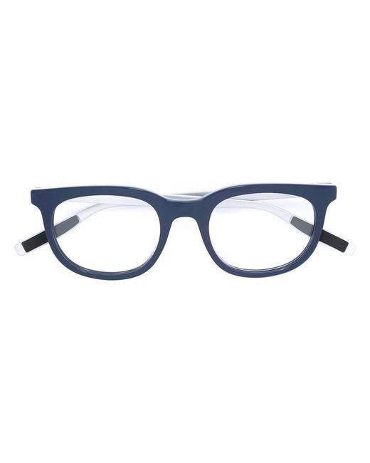 Dior - Blue Blacktie 217 Glasses - Lyst