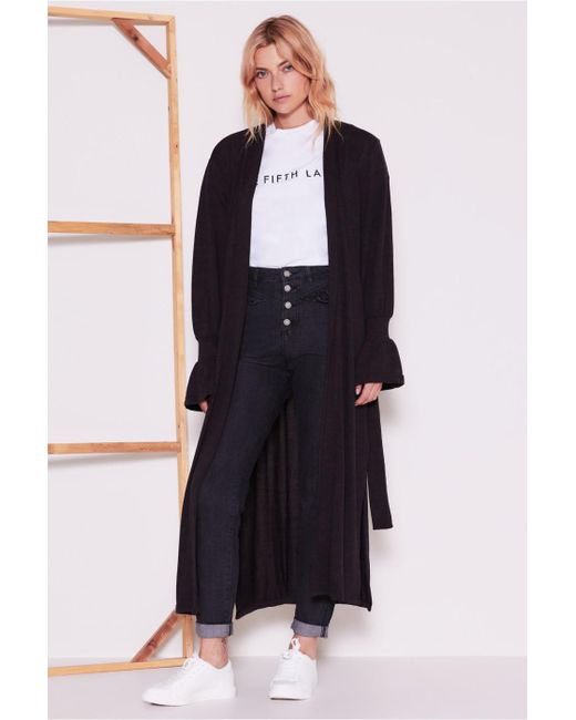 The Fifth Label - Multicolor Flute Cardigan - Lyst