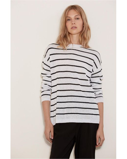 The Fifth Label - White Looking Glass Knit - Lyst